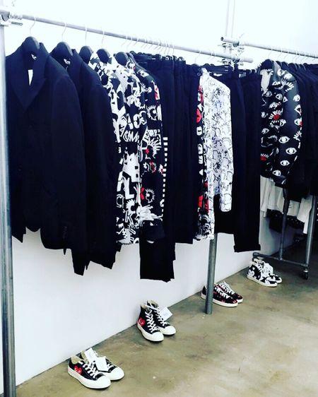 Commedesgarcons Paris Shopping ♡