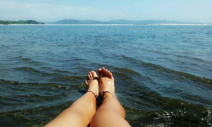 Santa Catalina Beach Summer Sun&sand