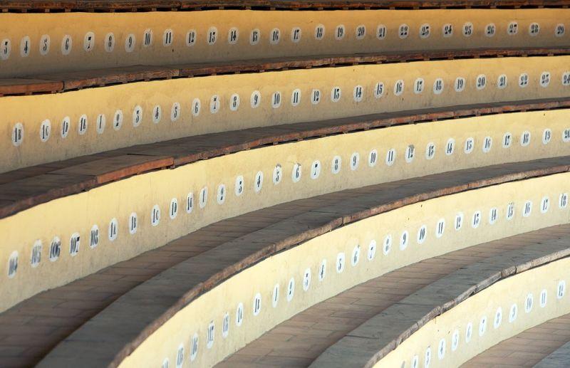 Ronda Bull Ring SPAIN Architecture Bullfighting Arena