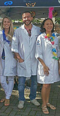 Saúde na Praça - Campanha Carnaval DST - AIDS