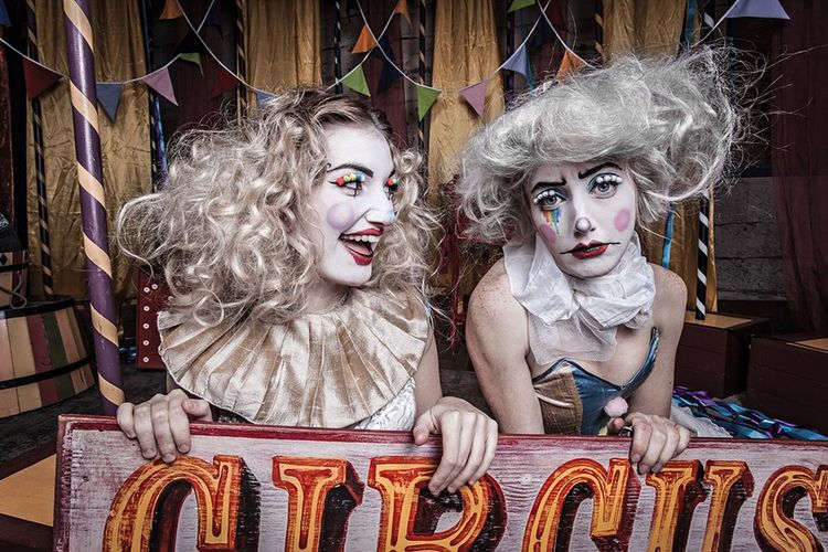 A Very Vintage Circus.