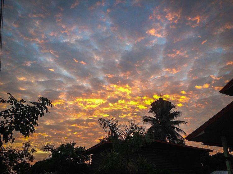 Good Morning Sky Hello World Hellothailand Relaxing