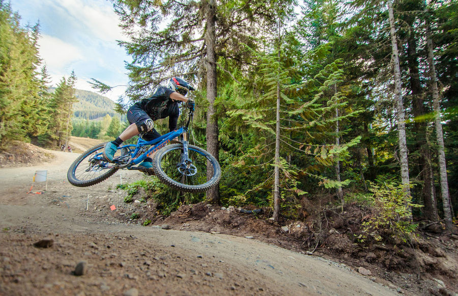 Biking Bikingadventure Day Downhill/ Freeride Enduromtb Explore Growth Nature North Shore Outdoors Trailriding Tree WhipIt Whistlerblackcomb
