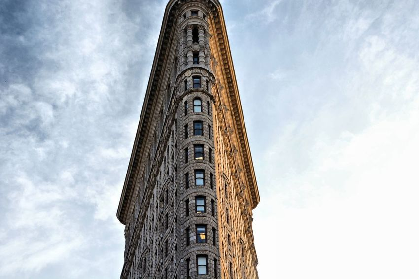Architecture No People Flatironbuilding New York City Urbanphotography Travel Photography USA Photos Travel Destinations New York Flatiron Building New York ❤ OpenEdit New York, New York USA Nikonphotography Building Nikon Light And Shadow
