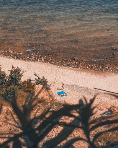 Pointofview Eye4photography  Outdoors Beach Sea Poland Sky