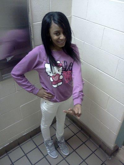 pretty me ♥