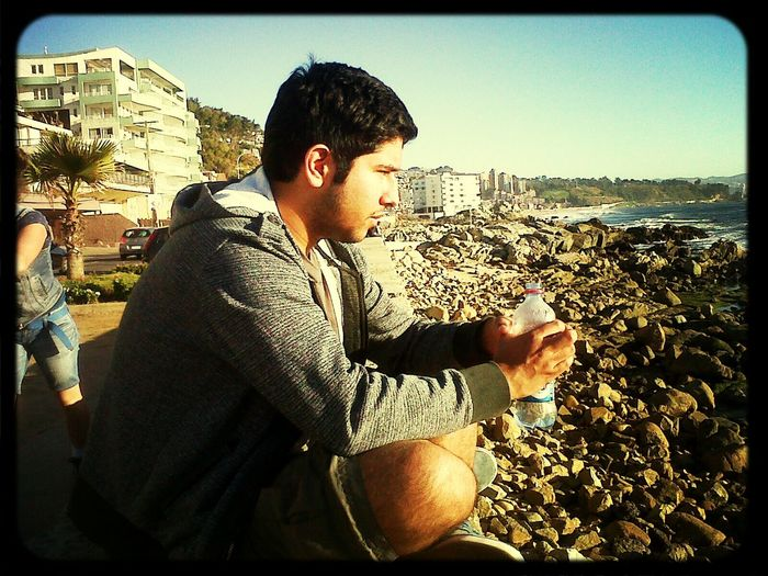 Reñaca, Viña Del Mar, Chile Enjoying Life :)