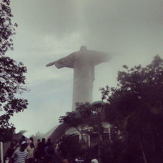 Bom dia, Mundo! Brazil Eyeemfilter VSCO Perspective Eyemphotography Riodejaneiro Corcovado Redemption