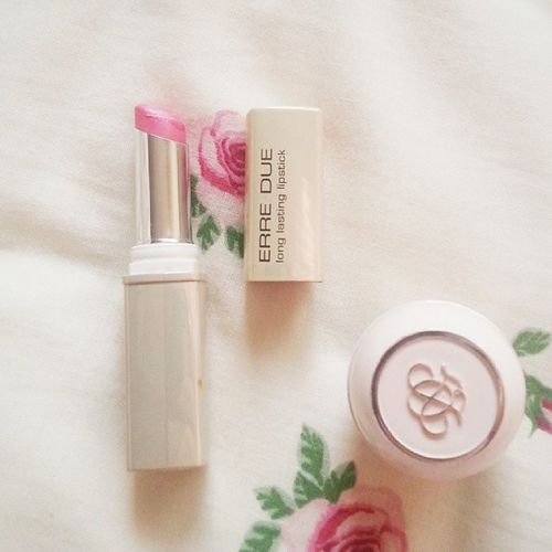 Lips essentials ♡ Erredue Lipstick Oriflame Lipbalm