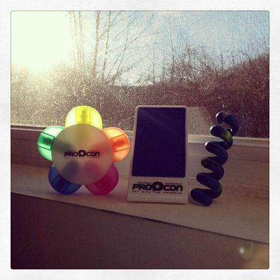 Reppin Procon SCSU Highlighters Stressthing cellphoneholder ill livelife jimbosports