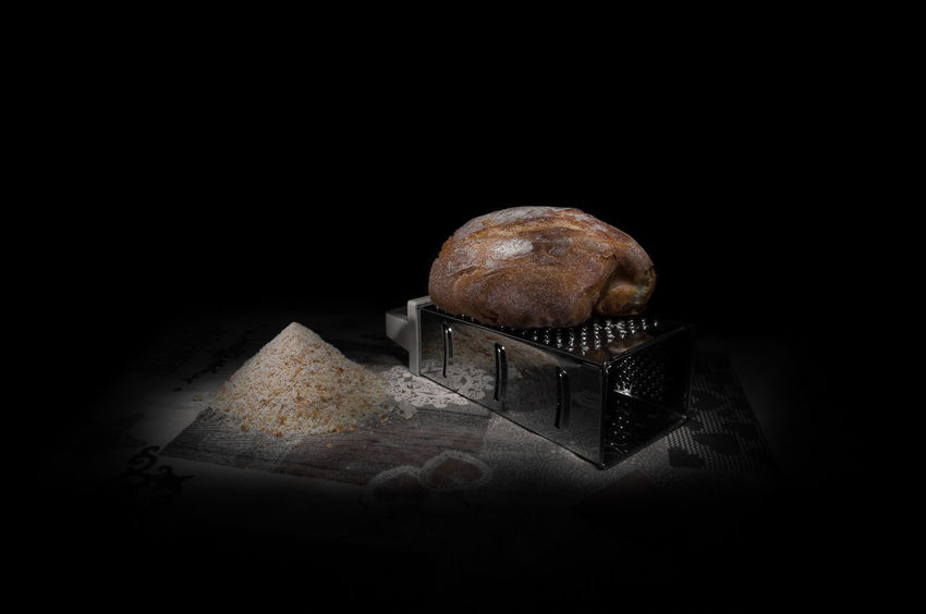 Alessandro Cappello Composition Creativity Light Light Painting Art Black Background Close-up Food Food And Drink Freshness Healthy Eating Indoors  No People Shadow Still Life Studio Shot