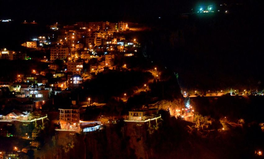 Travel Destinations Residential Structure Crowded City Illuminated Night Cityscape Town Architecture Overnight Success