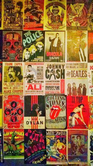 """Perro Negro Bar"" Bar Aguascalientes Mexico Fnsm2016 Rock Posters"