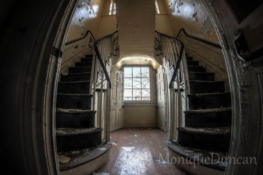 Staircase Abandonedplaces Sfx_urbex Urbex
