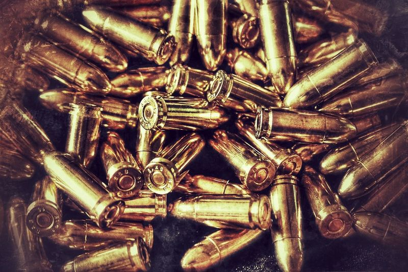 Copper  Messing Cartridge Cartridges Ammo Ammonution Weaponry Weaponsofwar Bullet Bullets Defense War Selfdefense Sport Marksman Marksmanship