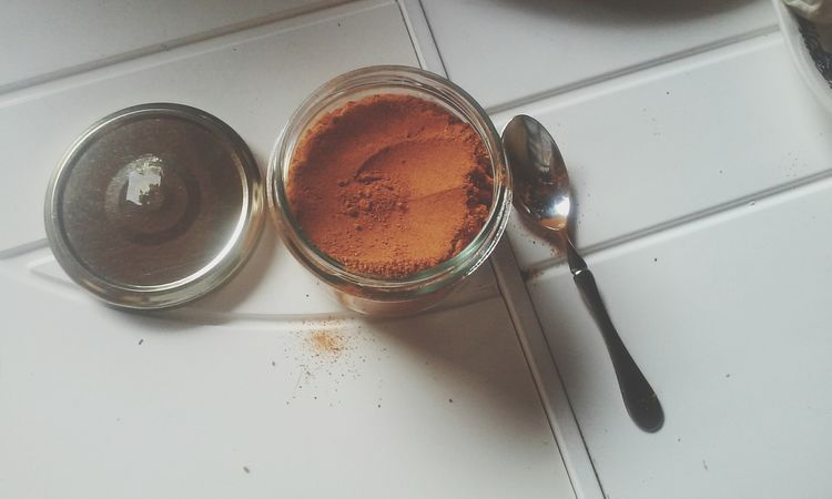Spices Curcuma Orange