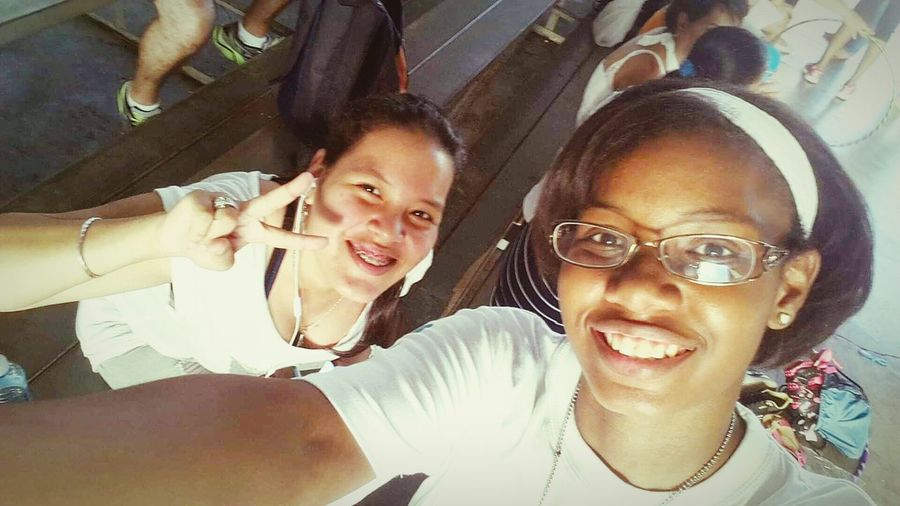 Hanging out Bff :) In The Park Fun Time With My Best Friend