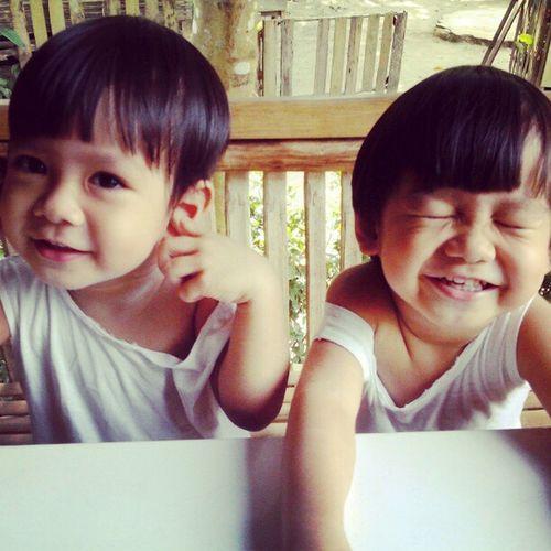 Babies! Eros & Raine. Followme Cutiesk