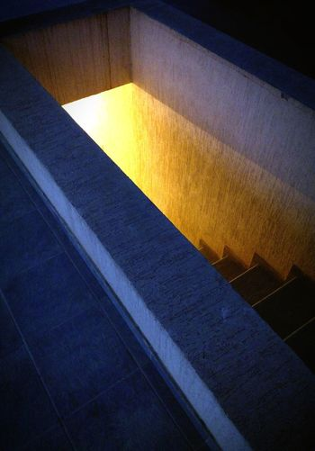 Mystery in Simplicity of Light And Shadow play • Geometric Shapes of Architectural Detail and Darkness And Light on these Stairs • Minimalism and Minimalobsession of Urban Geometry
