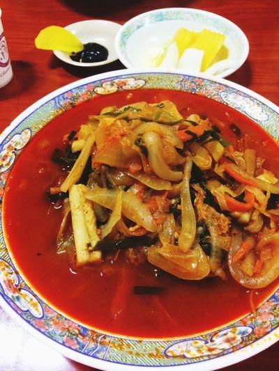 먹는다 먹는다하다 드뎌 먹어보는-! 맛은 굿-!! Taking Photos Enjoying Life Noodles Korea Food