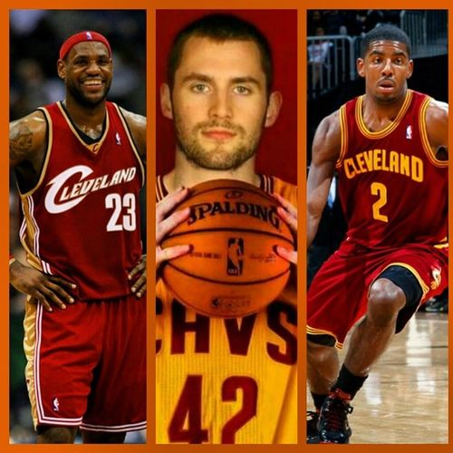 @KingJames Reset = TheNEWBigThree Kingjames Kevinlove KyrieIrving ClevelandCavs