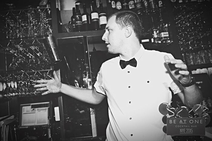 Bar Bartender Flair Beatone London Lifestyle