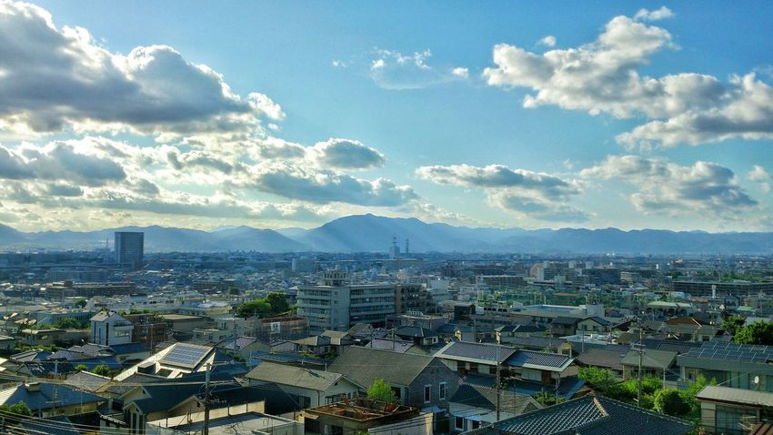 Holiday Cool Beautiful Landscape Japan Clouds And Sky 16×9 Colors Taking Photos
