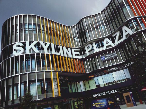 Skyline Plaza Eyeem Buldings Art Frankfurt Am Main