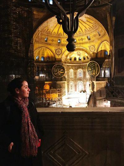 Müzede 1 Gece ... Hagia Sophia Ayasofya (Hagia Sophia) Museum Me Sacred7travelgezginleri Müzede1gece Onenightinthemuseum Architecture Historical Architecture Eternity And A Day Ineedamiracleformylostsoul Capture The Moment Untold Stories EyeEm Gallery Alone In The World Istanbul, Turkey