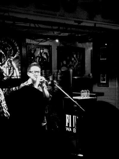 First Jason chen showcase in Singapore! :) Singapore Catchherfart Jasondchen Musicneversleeps