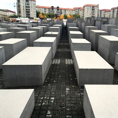 Berlin Memory Holocaust Denkmal Neveragain