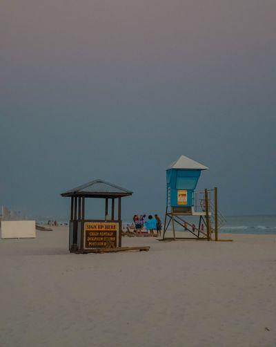 Beach Hut Land