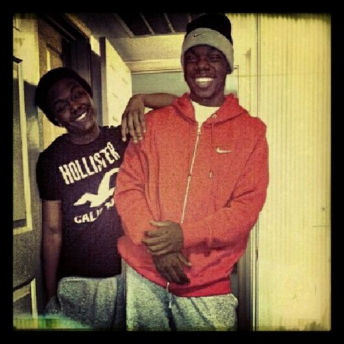 Me & the bro #Faded