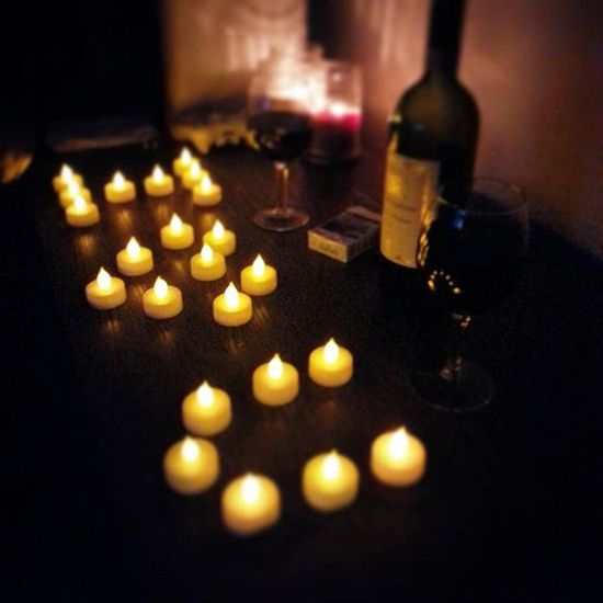 Candles Forhim Iloveyou Memories Remember Wine candlelight