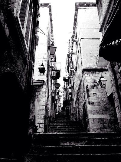 Steps Dubrovnik
