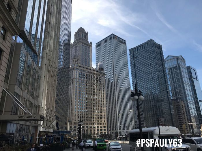 Postcode Postcards Chicago downtown. Architecture Skyscraper Pspauly63