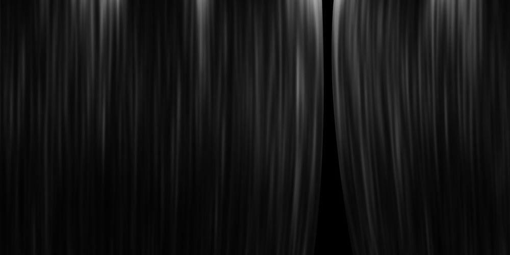 Full frame shot of curtain