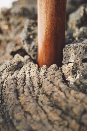 Canary Islands Lanzarote SPAIN Travel Volcanoes Ash Bad Habit Burnt Cigarette  Cigarette Butt Close-up Day Geological Formation Island Landscape Nature No People Outdoors RISK Selective Focus Sign Smoke - Physical Structure Smoking Issues Social Issues Still Life Volcanic  Volcano Warning Sign Wood - Material