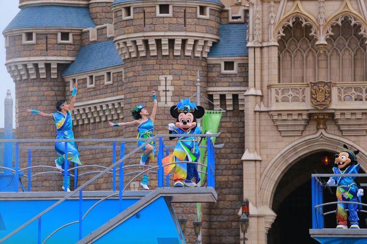 Daisy Tokyo Disney Land Japan Minnie Mouse Canon6d Mickey Mouse Gunbu