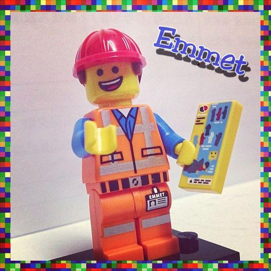 LEGO Minifigures Emmet