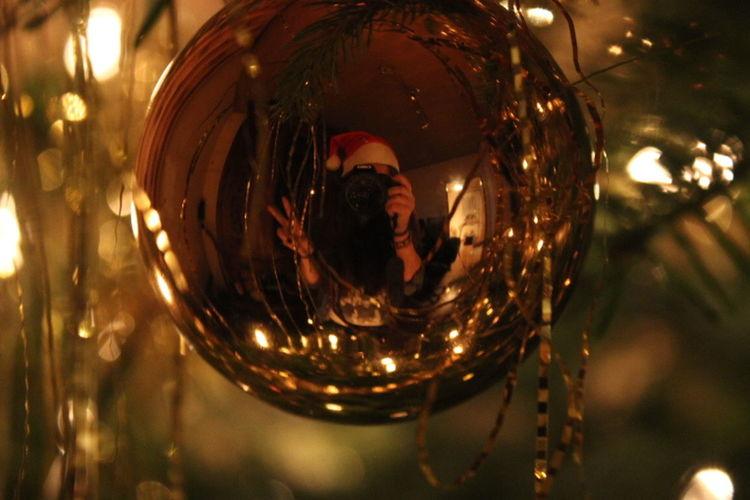Frohe Weihnachten! ??? Weihnachten 2013 Selfie✌ Weihnachtsbaum Wuhuu