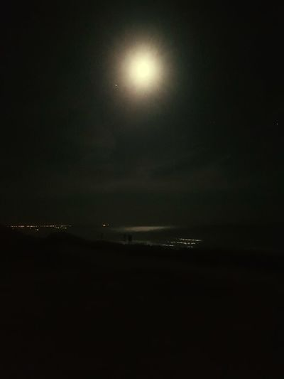 Moonlight...that make you think! Beach Night Nightphotography Astronomy Astrology Sign Star - Space Moon Water Space Illuminated Constellation Flying Moonlight Full Moon Astrology