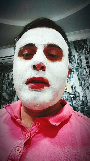 Berber  Traş Sinekkaydı Makyaj Mask Maske