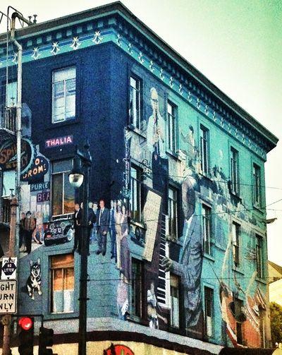 Streetphotography Streetart Mural Street Art/Graffiti