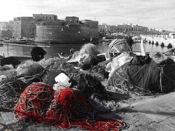 Porto Fishing Boat Black&white Blackandwhite