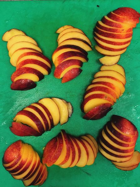 Nectarines Fresh Food Enjoy Colour Street Food Worldwide Colours Of Summer Organic Food Healthy Lifestyle