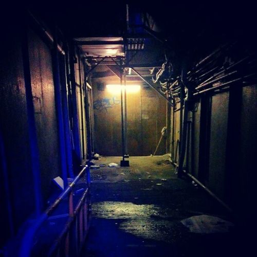 Piss alley