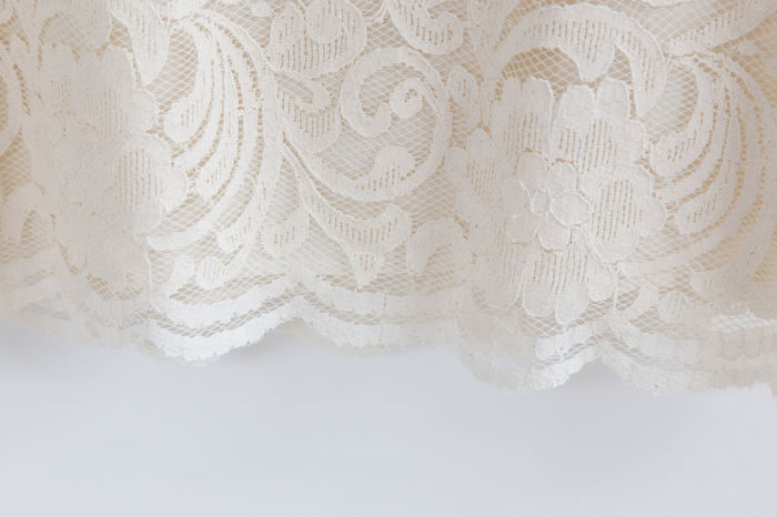 Dress Antique Art And Craft Backgrounds Close-up Cloud - Sky Copy Space Craft Decoration Design Embroidery Floral Pattern Indoors  Lace Lace - Textile No People Ornate Paper Pattern Studio Shot Textile Textured  Wall - Building Feature White Color White Lace