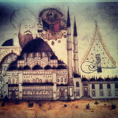 Kanuni Kanunisultansuleyman Suleymaniyemosque Süleymaniyecamii osmanli osmanlıtuğrası