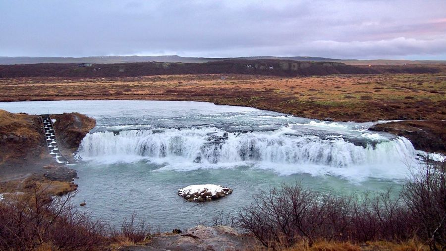 Iceland Waterfall 🌬 Iceland Northern Europe Europe Trip Iceland_collection Iceland Memories Iceland Trip Waterfall_collection Landscape Outdoors River Nature Cloud - Sky Travel Photography Cold Temperature Sound Of Life Viewpoint Water Splash EyeEm Nature Lover My Point Of View Flowing Water Aroundtheworld アイスランド ヨーロッパ 滝